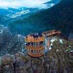 Dünyanın en derin ikinci kanyonu Valla'da seyir terası hizmete girdi