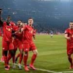 Leipzig, Ozan Kabak'lı Schalke'yi fena dağıttı!