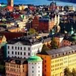 İsveç'in başkenti Stockholm'de alınacak hediyelik eşyalar