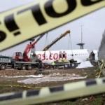 Kaza yapan uçağın pilotu ile ilgili şoke eden gerçek!