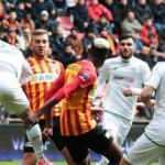 Konyaspor kaçtı Kayserispor kovaladı!