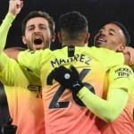 Manchester City, Leicester City'yi tek golle geçti