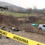 Manisa'da feci kaza! Karı koca hayatını kaybetti