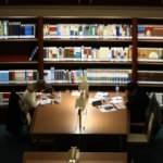 Milyonlarca kitapla dolu Millet Kütüphanesi'den ilk fotoğraflar