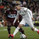 Real Madrid sahasaında Celta Vigo ile berabere kaldı
