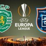 Sporting Lizbon Başakşehir maçı saat kaçta? Mücadele hangi kanaldan yayınlanacak?