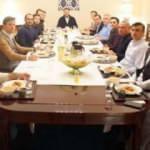 Türkiye'nin Pekin Büyükelçiliğinde koronavirüs dayanışması