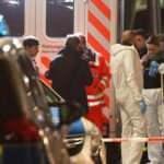 Almanya'daki ırkçı saldırıda ölen iki Türk vatandaşının cenazesi Türkiye'de