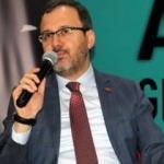 Bakan Kasapoğlu: Bundan sonra her yıl bizim için gönüllülük yılı