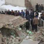 Bakan Pakdemirli'den deprem açıklaması