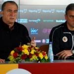 Fatih Terim ve Hamza Hamzaoğlu'ndan ortak açıklama