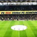 Fenerbahçe'den olay pankart için ilgili açıklama!