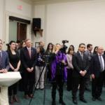 Hocalı katliamının kurbanları ABD Kongresinde anıldı