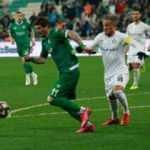 Bursaspor 2-0'dan geri döndü!