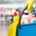 İŞKUR'dan ilkokul mezunu temizlik görevlisi alımı devam ediyor!