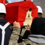 Kalp krizinden ölen uzman onbaşıya gözyaşlı veda