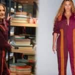 Modada yeni akım: Beyonce Ivy Park Adidas koleksiyonu! Demet Akalın da o akıma uydu...