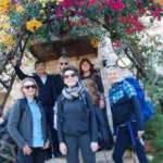 Taş evlere Avrupalı turist ilgisi