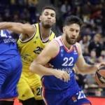 Anadolu Efes, Maccabi FOX deplasmanında
