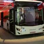 Anadolu Isuzu, Busworld Turkey Fuarı'na 4 aracıyla katıldı