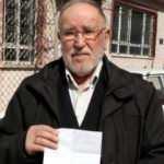 Emekli maaşından biriktirdiği 10 bin lirayı Mehmetçik Vakfı'na bağışladı