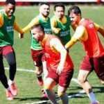 Galatasaray'ın Sivasspor maçı kadrosu! Lemina...