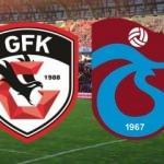 Gaziantep FK Trabzonspor maçı ne zaman saat kaçta? muhtemel 11'ler belli oldu!