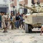 Hafter milisleri Trablus'u yine vurdu!