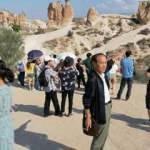 Kapadokya'yı 2 ayda 265 bin turist gezdi