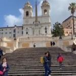 Koronavirüs Roma'da turizmi etkiledi