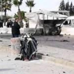 Tunus'ta ABD Büyükelçiliği yakınında bombalı saldırı