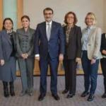 'Türkiye'ye Enerji Veren Kadınlar' jürisiyle bir araya geldi