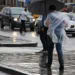 Doğu Anadolu'da sağanak yağış etkili oluyor