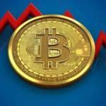 Bitcoin'de sert düşüş! Yüzde 43 değer kaybı yaşadı