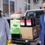 Bursa Büyükşehir Belediyesi koronavirüse karşı teyakkuzda