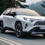 Toyota RAV4 güvenlik testlerinde rekor kırdı!