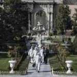 Dolmabahçe Sarayı'nda koronavirüs önlemi