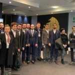 Genç MÜSİAD'lı Türk Girişimciler Londra'da yatırımcılarla buluştu