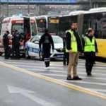 Haliç Köprüsü'nde iki metrobüs çarpıştı: 10 kişi yaralandı
