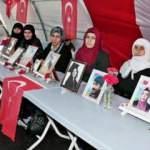 HDP önündeki eylemde 194. gün! Aile sayısı 127 oldu