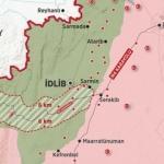 Esed rejimi İdlib'de saldırdı