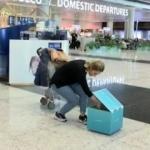 İstanbul Havalimanı'nda kadınlara verilen hediyeler sosyal medyayı salladı!