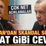 Kılıçdaroğlu'nun skandal sözlerine Erdoğan'dan tokat gibi cevap!