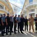 KKTC Polisi ile BM askerleri arasında sınır gerginliği