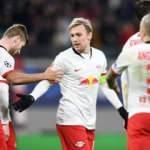 Leipzig, Tottenham'ı evine gönderdi