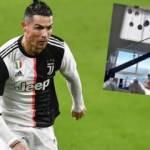 Ronaldo virüsten kaçmak için ada satın almış! İşte ilk kare