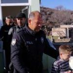 Kaybolan 8 yaşındaki çocuk bulundu