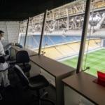 Fenerbahçe Stadı dezenfekte edildi