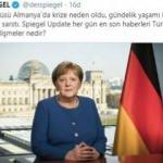 Der Spiegel dünyaya bu fotoğrafla duyurdu! Koronavirüs sürpriz 'Türkçe' kararı aldırdı
