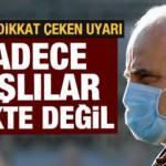 Dikkat! Sadece yaşlılar riskte değil! DSÖ'den son dakika koronavirüs açıklaması
